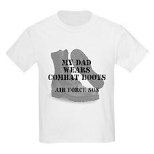 AF Son Dad Wears CB T-Shirt