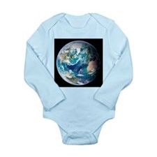 Blue Marble image of Earth (2005) - Long Sleeve In