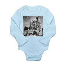 Heart-lung machine, 20th century - Long Sleeve Inf
