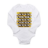 Crime scene tape - Baby Suit