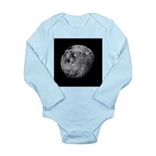 Far side of the Moon - Long Sleeve Infant Bodysuit