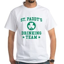 St. Paddy's Drinking Team Shirt