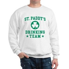 St. Paddy's Drinking Team Sweatshirt