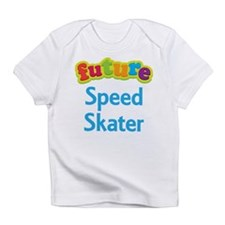 Future Speed Skater Infant T-Shirt