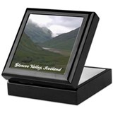 Glencoe Valley Keepsake Box