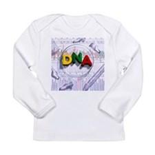 DNA analysis - Long Sleeve Infant T-Shirt