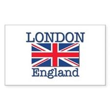 London England Decal
