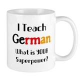 i teach german Mug