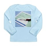 Medical prescription - Long Sleeve Infant T-Shirt
