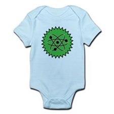 Atom Diagram Model Infant Bodysuit
