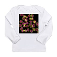 Mitosis, light micrograph - Long Sleeve Infant T-S