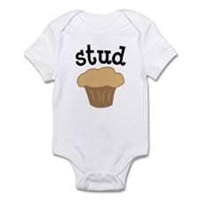 Stud Muffin Infant Bodysuit