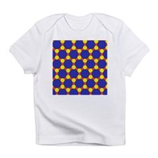 Uniform tiling pattern - Infant T-Shirt