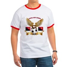 Papua New Guinea Football Design T