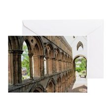 Jedburgh Abbey Shadow Note Cards (Pk of 10)