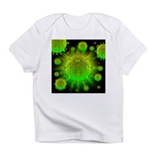HIV particles - Infant T-Shirt