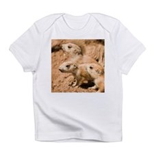 Black-tailed prairie dogs - Infant T-Shirt