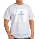 The Lord's Prayer T-Shirt