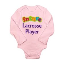 Future Lacrosse Long Sleeve Infant Bodysuit