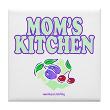 Mom's Kitchen Tile Coaster