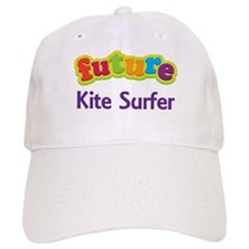 Future Kite Surfer Baseball Cap