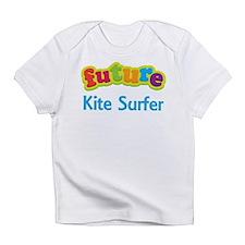 Future Kite Surfer Infant T-Shirt