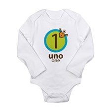 Uno Body Suit