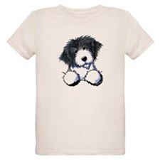 Pocket Bearded Collie T-Shirt