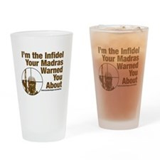 I'm the Infidel Your Madras Warned You About Drink