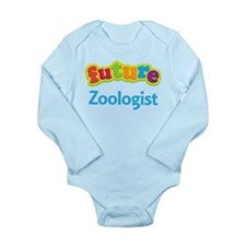 Future Zoologist Long Sleeve Infant Bodysuit