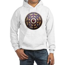 Kingston Brooch Jumper Hoody
