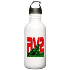 rv2red Sports Water Bottle