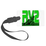 rv2grn Luggage Tag