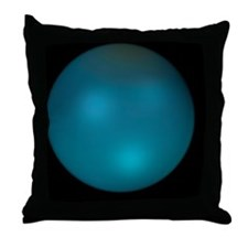 Uranus - Throw Pillow