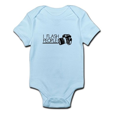 I Flash People Infant Bodysuit