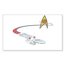 Vintage Star Trek Decal