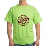 Sold Out Green T-Shirt