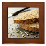 Granary bread - Framed Tile