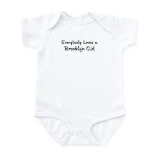 Brooklyn Girl Infant Bodysuit
