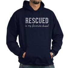 Rescued is Hoodie