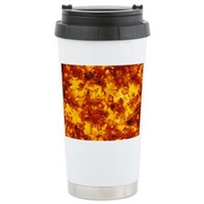 Flames - Ceramic Travel Mug