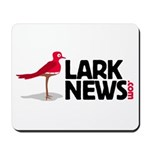 Lark News Mousepad