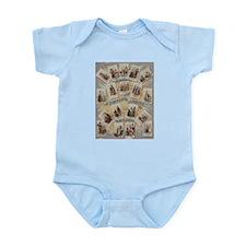 singer Infant Bodysuit