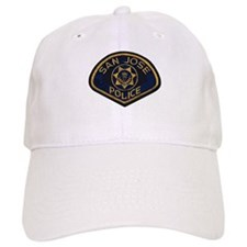 San Jose Police patch Baseball Cap