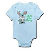 Babas Little Bunny Infant Bodysuit