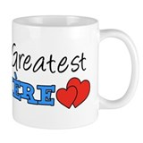 World's Greatest Memere Small Mug