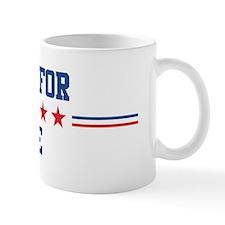 Vote for IKE Mug