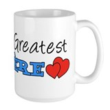 World's Greatest Pepere Mug