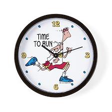 Time to run Wall Clock