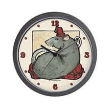 Lounge Rat Wall Clock